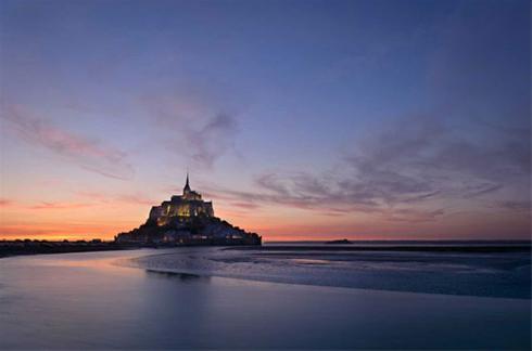 جزیره نرماندی مکانی جدید برای گردشگری در فرانسه
