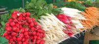 سبزی فروش با سلیقه ایرانی (عکس)