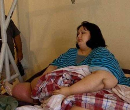 اندام باورنکردنی دختری پس از کاهش وزن 350 کیلویی + عکس