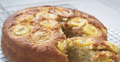 طرز تهیه کیک موزی ویژه صبحانه