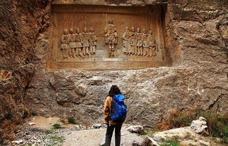 آبشار زیبای شاهاندشت در استان مازندران + تصاویر