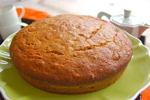 آموزش طرز تهیه کیک موزی