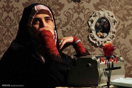 نخستین مجری نابینای تلویزیون ایران + عکس
