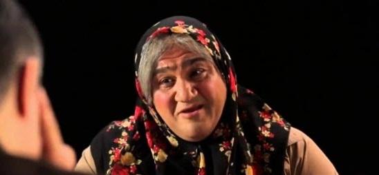بازیگر طنز مهران غفوریان با لباس زنانه (عکس)