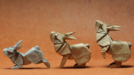 آشنایی با هنر اریگامی