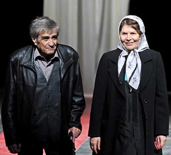 پیام اینستاگرامی پژمان بازغی برای درگذشت هما روستا