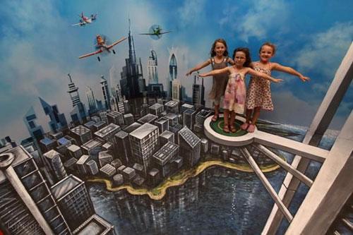 جنجالی ترین تصاویر در دنیای سه بعدی