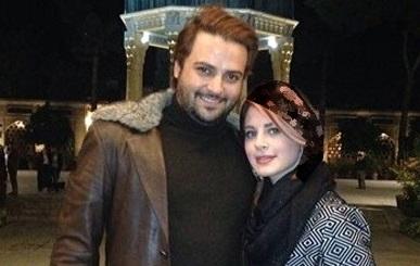 مهدی سلوکی و همسرش در اینستاگرام «عکس»
