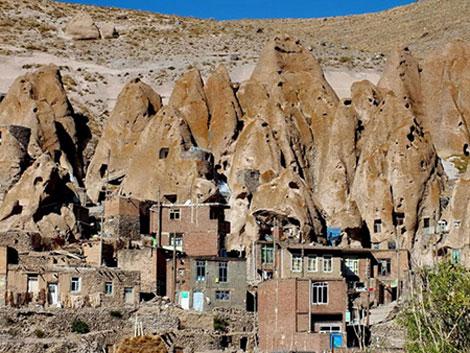 آشنایی با روستای زیبای کندوان