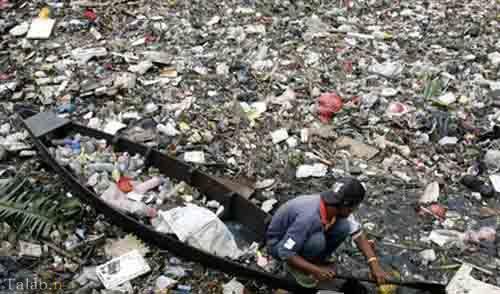 تصاویری از کثیف ترین رودخانه جهان