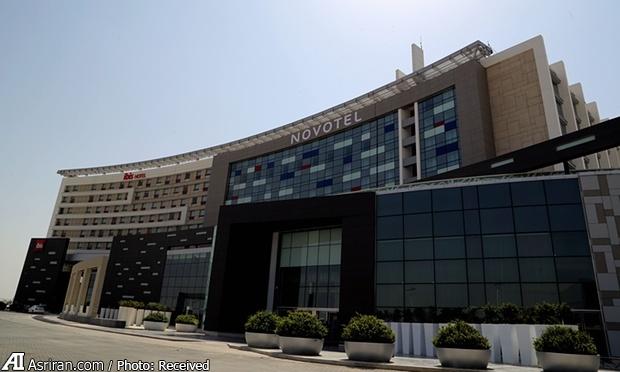 فرانسوی ها 2 هتل در ایران می سازند (+عکس)