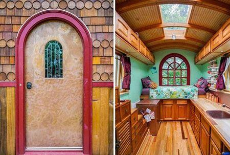 کلبه های جالب جهان (عکس)