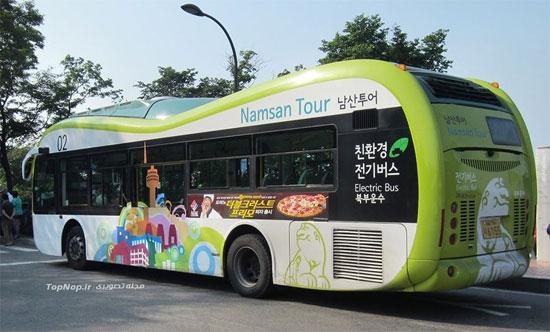 عکسهایی از جالب ترین و عجیب ترین اتوبوس های تاریخ