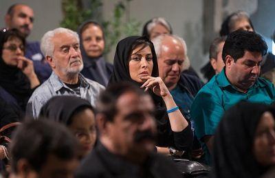 تجمع و حمایت هنرمندان مطرح از بازماندگان حادثه منا + عکس