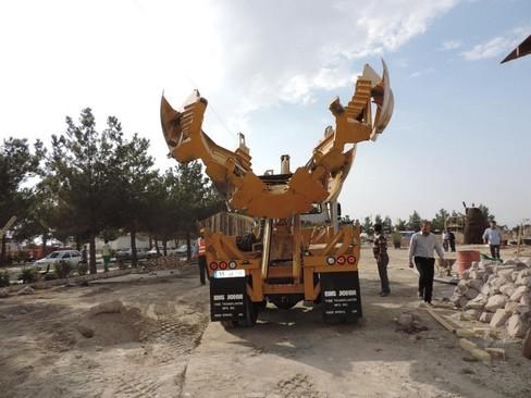 یک کار جالب از شهرداری ارومیه (عکس)
