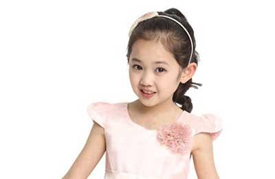 مدل های لباس شب مجلسی برای کودکان جیگر طلا