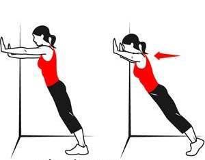 روش کوچک کردن سینه ها با ورزش + عکس