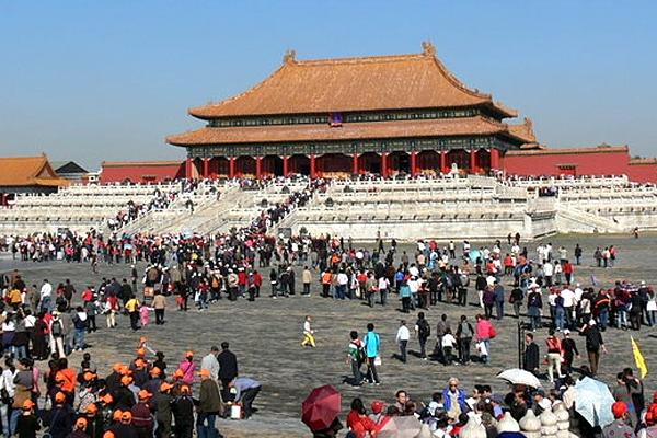 شهر ممنوعه در چین + عکس