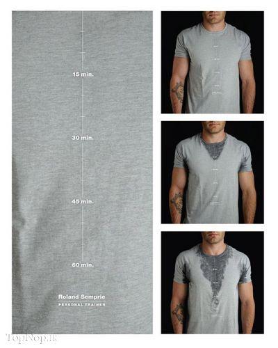 تصاویری از طراحی تی شرت های انسان نما