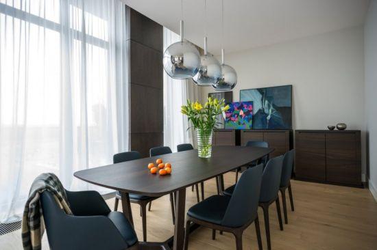 چیدمان لوازم مدرن ترین آپارتمان های جهان