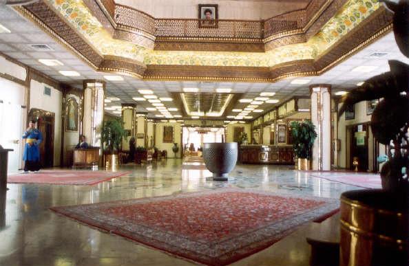 هتل عباسی کهن ترین هتل جهان در اصفهان