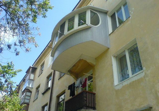 عکس خنده دار از سوتی های جالب معماری