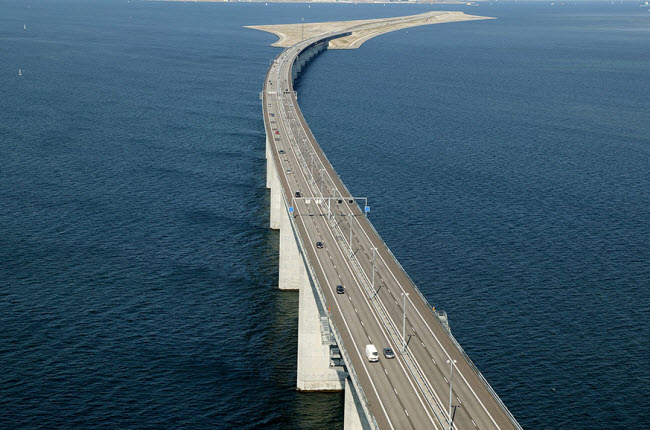 طولانی ترین پل دنیا را در اینجا ببینید + تصاویر