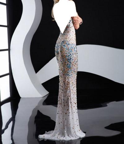 شیک ترین لباس مجلسی زنانه - 2