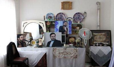 تصاویر غم انگیز از خانه یکی از قربانیان حادثه منا