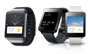آشنایی با دو نوع ساعت هوشمند G Watch و Gear Live