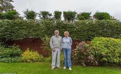 باغ زیبای این زوج بازنشسته همسایگان را شاکی کرد !