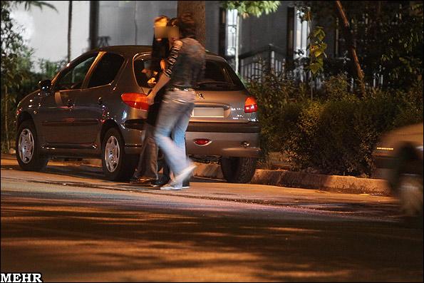 اجرای جمع آوری زنان تن فروش در تهران