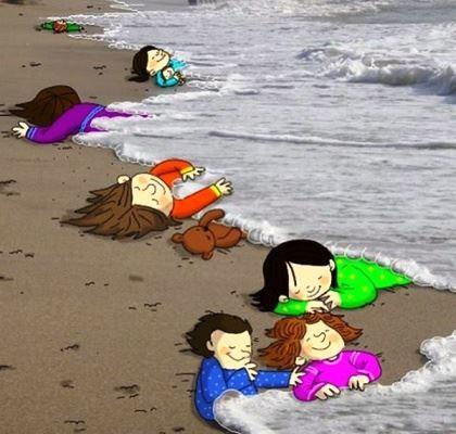واکنش بهرام رادان در قبال کودکان سوری + عکس