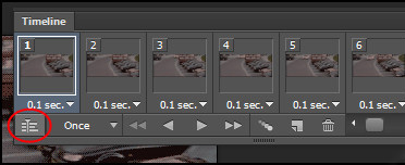 آموزش تبدیل تصویر GIF به ویدئو