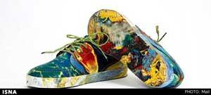تولید کفش با استفاده از زباله ها