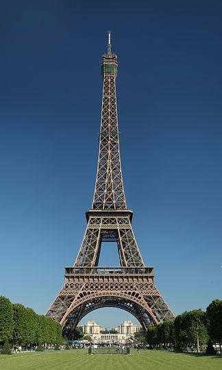 معرفی جاذبه های گردشگری پاریس - فرانسه
