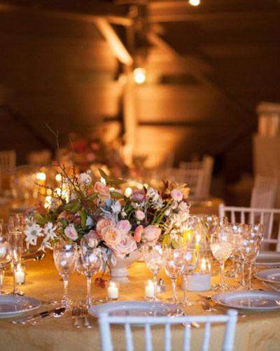 برگزاری مراسم عروسی متناسب با فصل پاییز