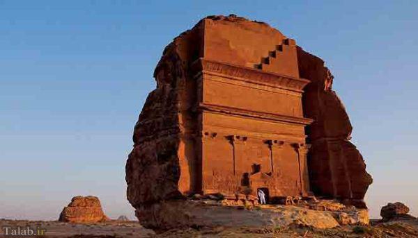 تصاویری بکر و دیدنی از سرزمین عربستان