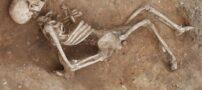 اسکلت زنی 7 هزار ساله در تهران (عکس)