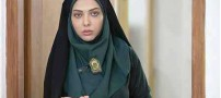 بازیگر معروف لیلا اوتادی در لباس ارتشی (+عکس)