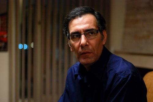 بهنام تشکر بازیگر طنز در کنار بنیامین بهادری + عکس