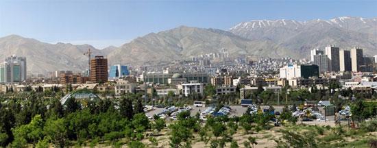مشخصات و مختصات پارک های تهران + تصاویر