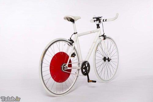 رونمایی از دوچرخه هوشمند کپنهاگن + تصاویر