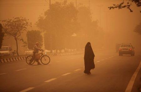 معرفی شهرهایی با درجه حرارت بالای 40 درجه در دنیا