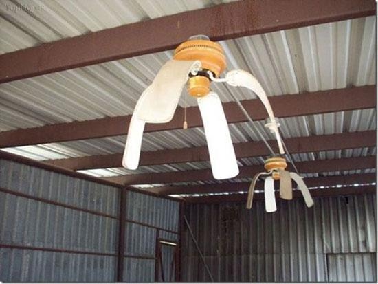 گرمای هوا در تابستان مشکل ساز شده است (تصویری)