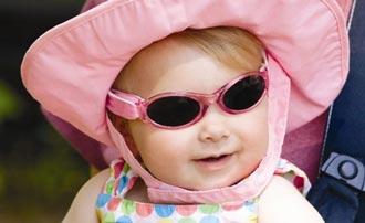 راهنمای خرید کلاه و عینک تابستانی برای کودکان