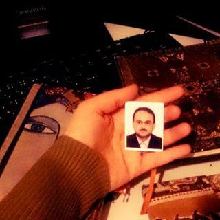 دلتنگی نیلوفر امینی برای پدرش + عکس