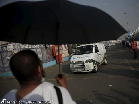 عید قربان فاجعه بار امسال در مکه (+عکس)
