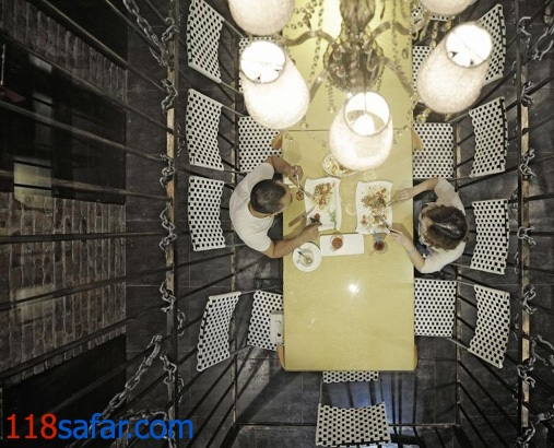 تنها زندانی که در آن می توان خوشگذرانی کرد + عکس