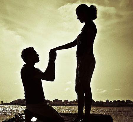 عکسهای عاشقانه دو نفره